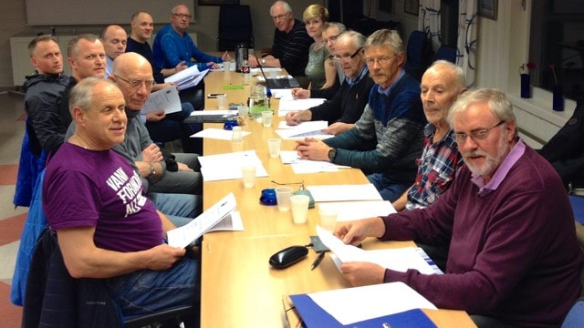 Årsmøte 2015 avholdt 10. februar