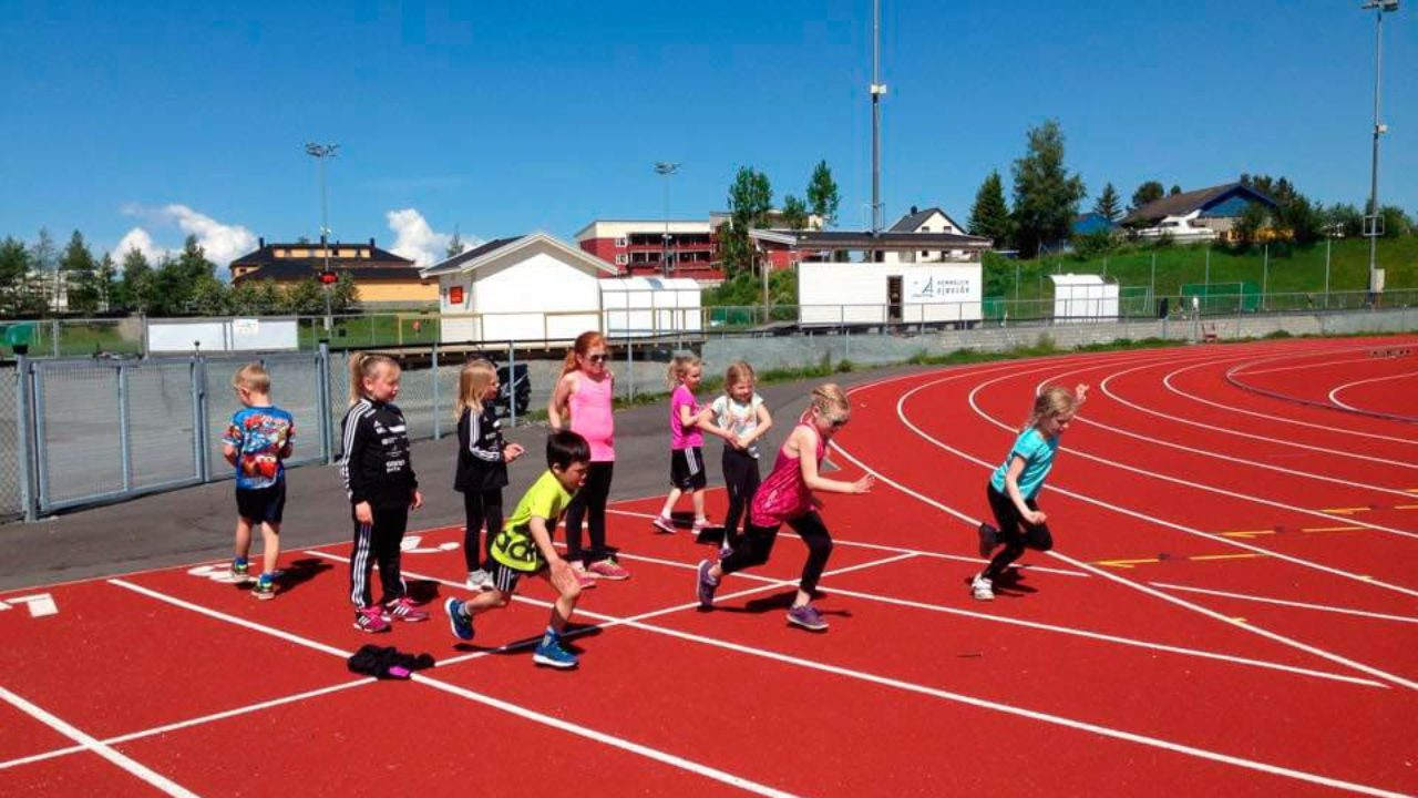 DNB-idrettsleker-sprint