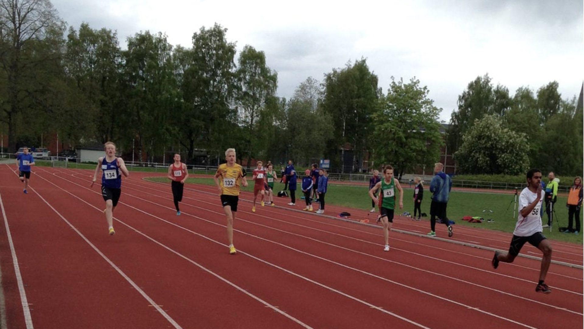 Trondheimslekene 2015