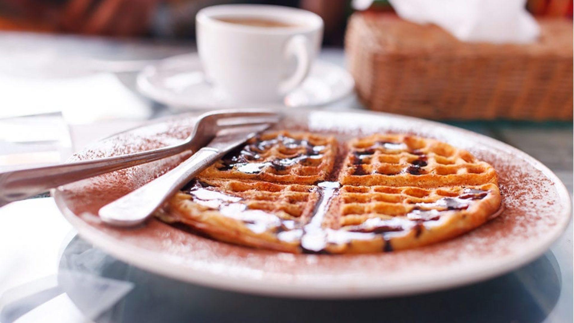 Vi inviterer til kaffe og kaker